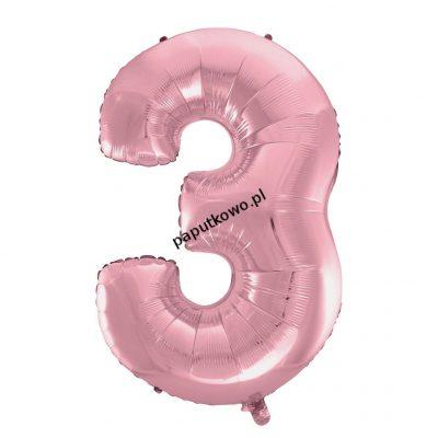 Balon foliowy Godan cyfra 3 (BC-HRO3)