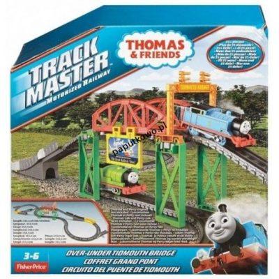 Akcesoria do kolejki Fisher Price Thomas zestaw do rozbudowy (DVF74)