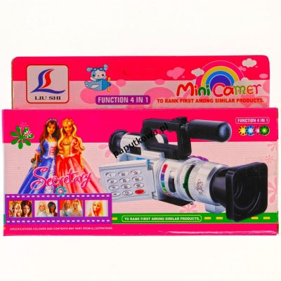 Zabawka edukacyjna Toys Group kamera na baterie (TG219304)