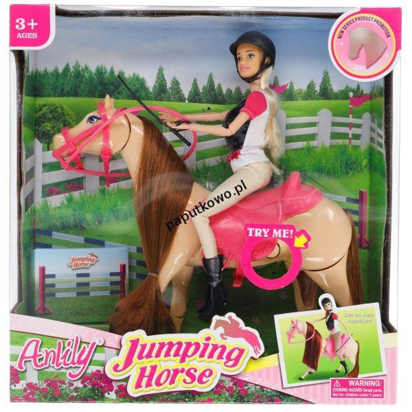 Lalka z koniem 30cm 300 mm (7102440)