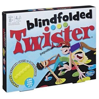 Gra planszowa twister Hasbro blindfolded twister (E1888)