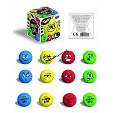 Piłka miękka magic funny ball 10cm (407476)